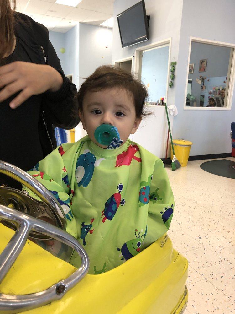 Bambinos Salon For Kids