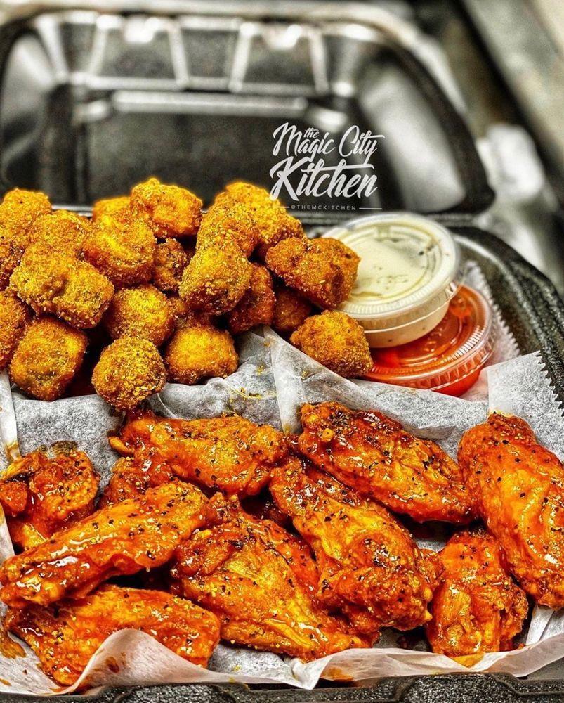 Magic City Kitchen: 241 Forsyth St, Atlanta, GA