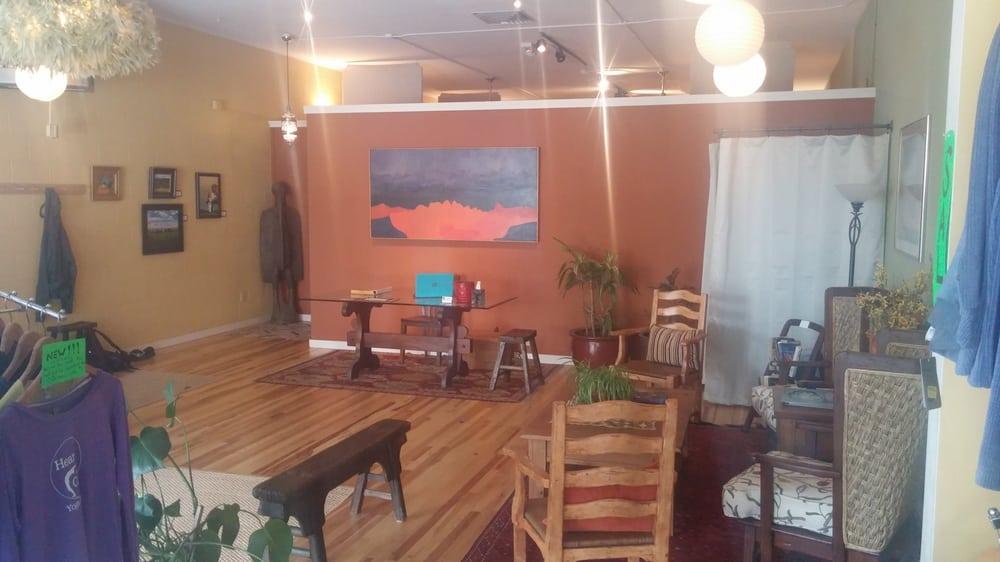 Heart and Core Yoga Studio: 30 W Main, Cortez, CO