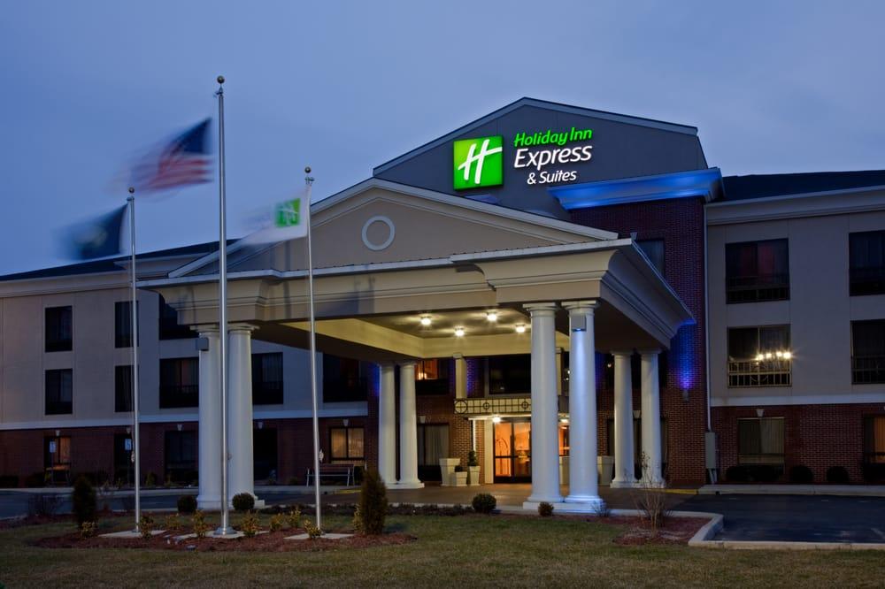 Holiday Inn Express & Suites Ashland: 13131 Slone Ct, Ashland, KY