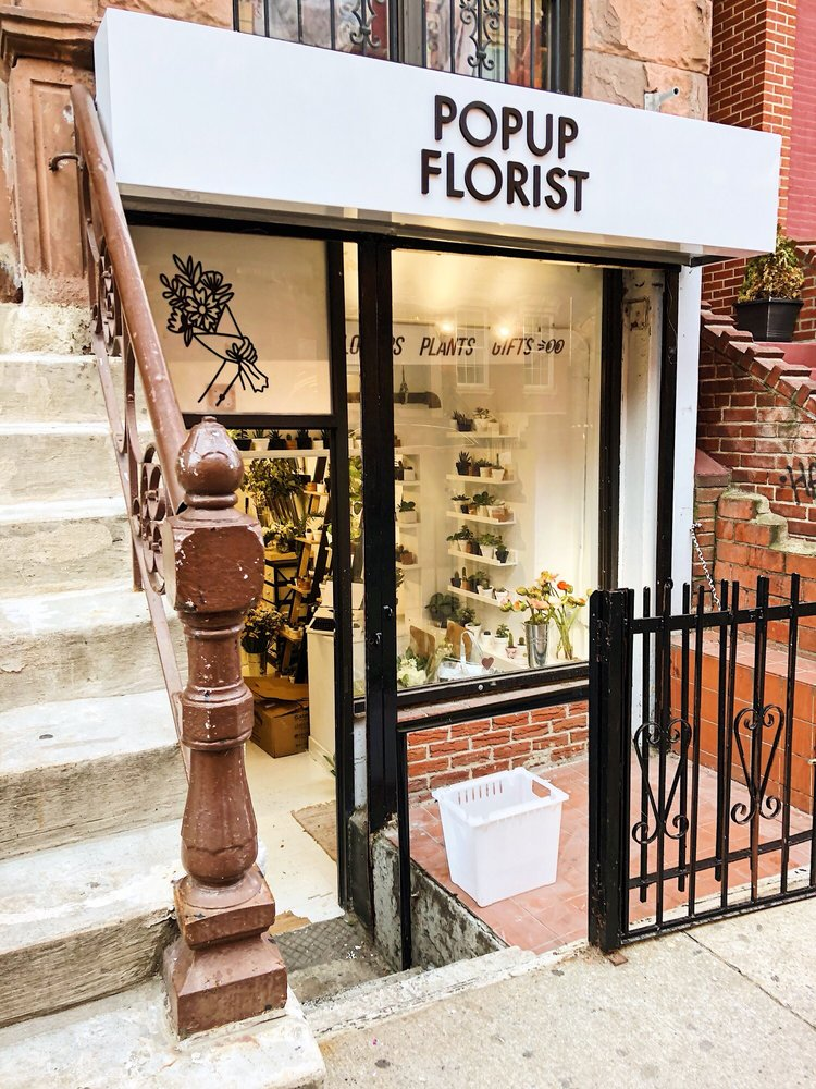 Popup Florist: 63 East 7th St, New York, NY