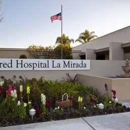 Photos For Kindred Hospital La Mirada Yelp