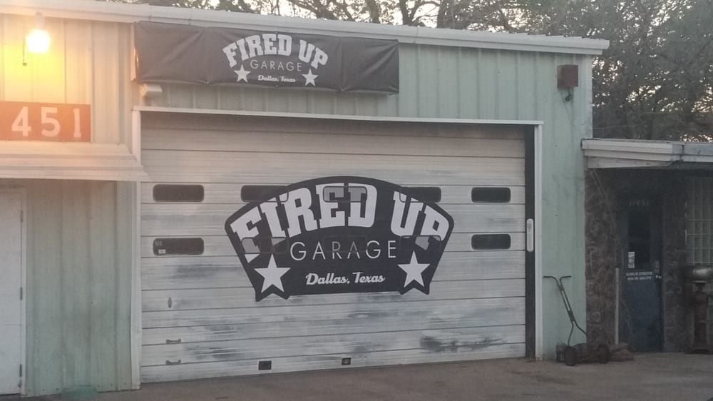 Fired Up Garage : Fired up garageの写真 yelp