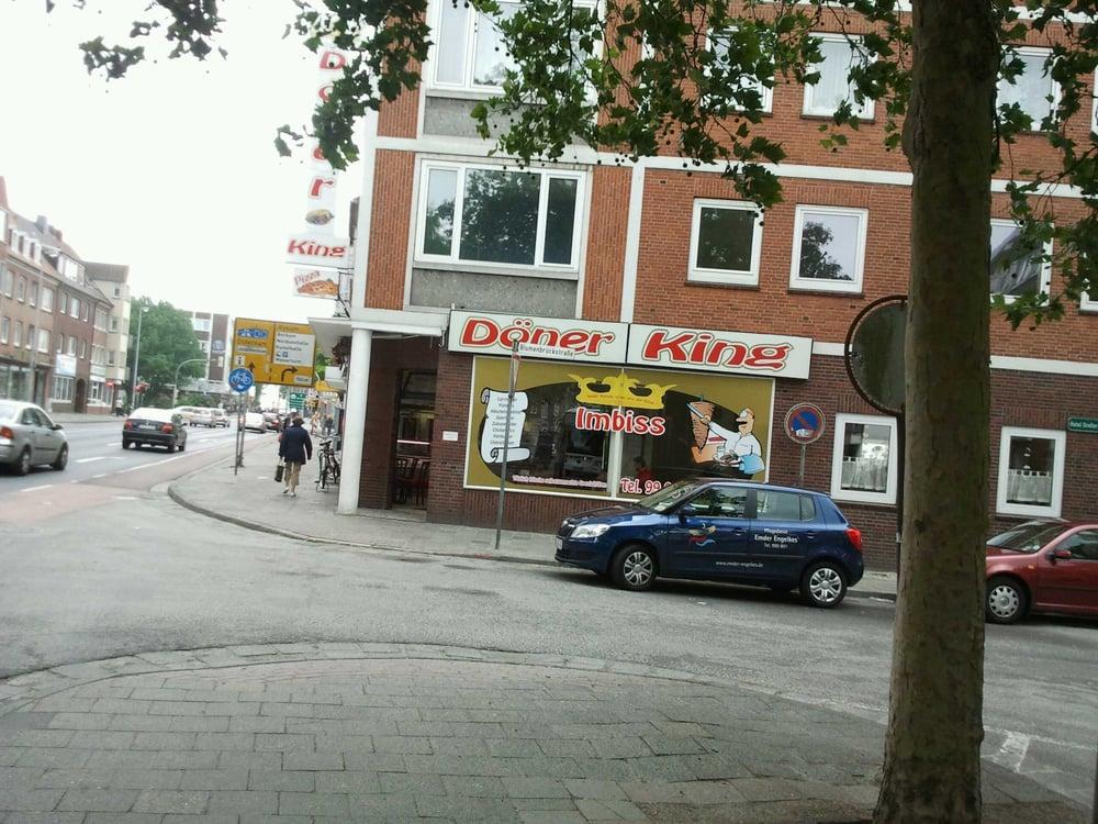 Super Döner King - Döner & Kebab - Neutorstraße, Emden, Niedersachsen LC-75