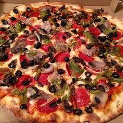 Photo Of Poppys Pizza San Antonio Tx United States Medium Supreme