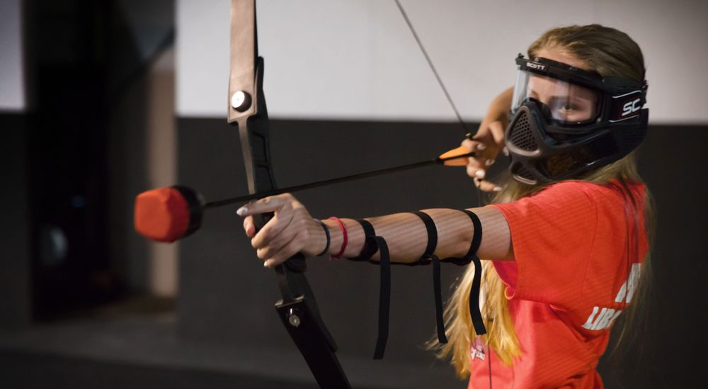 Archery Arena: 4950 Provident Dr, West Chester Township, OH