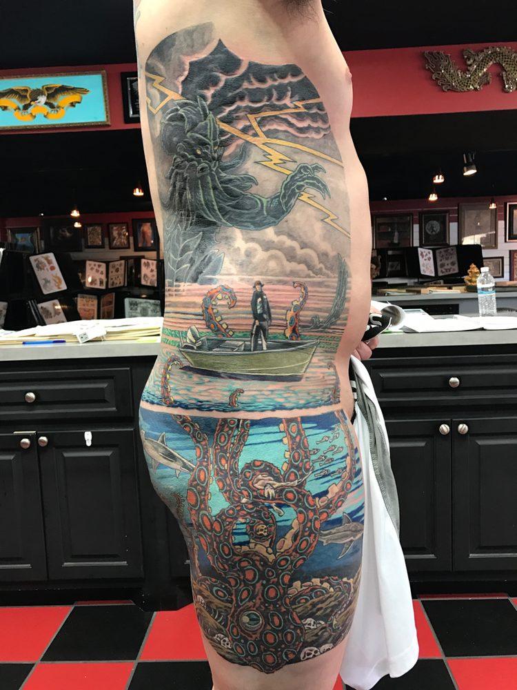 Biloxi Ink Tattoo: 2733 Pass Rd, Biloxi, MS