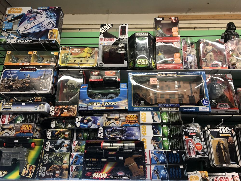 Mike's Toys & Collectibles: 1308 Boardwalk, Ocean City, NJ