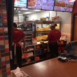 Popeyes Louisiana Kitchen Fast Food 6615 I 30 Frontage Rd