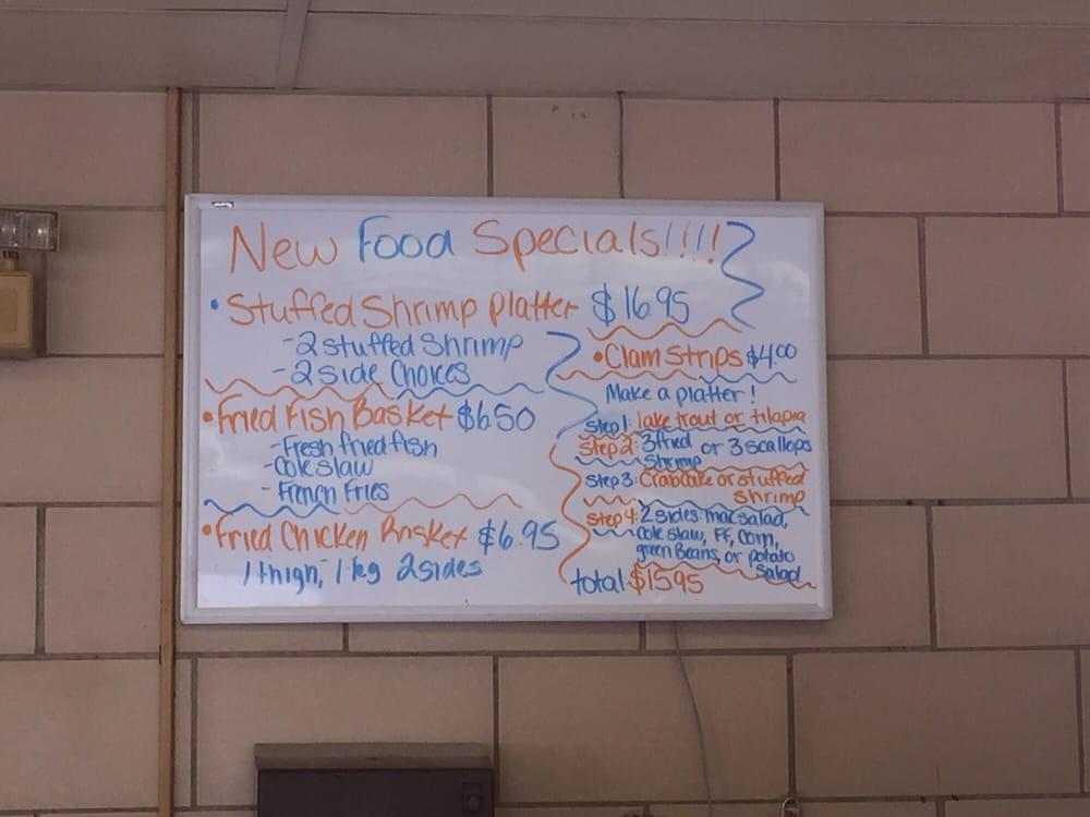 Capt'n Franks Seafood: 201 N Highland Ave, Baltimore, MD