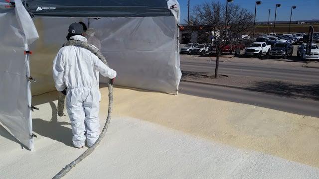 Foam Tech: 9909 Hwy 87, Lubbock, TX