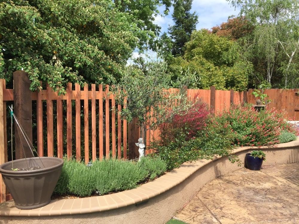 Redwood Picket Fence Yelp