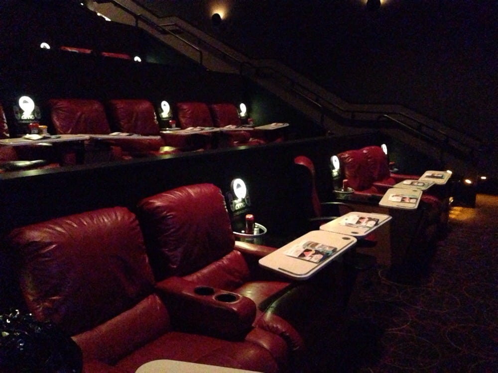 Leather Reclining Seats In Cinema Suites Yelp