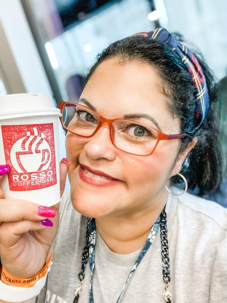 Rosso Coffee Bar: 3801 Avalon Park E Blvd, Orlando, FL