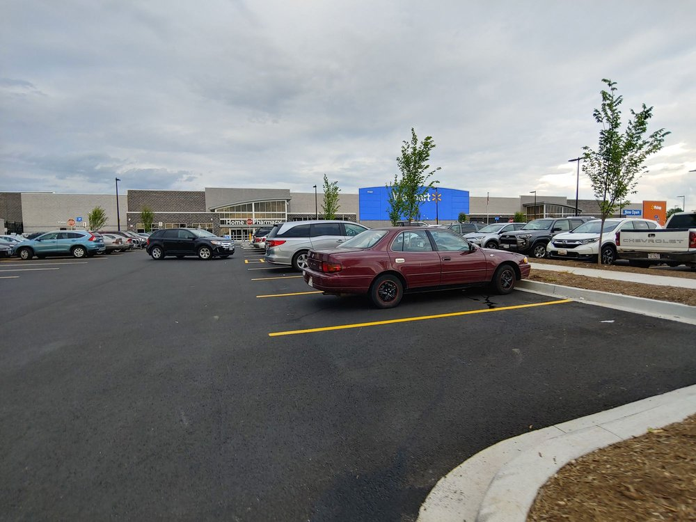 Walmart Supercenter : 19360 Compass Creek Pkwy, Leesburg, VA