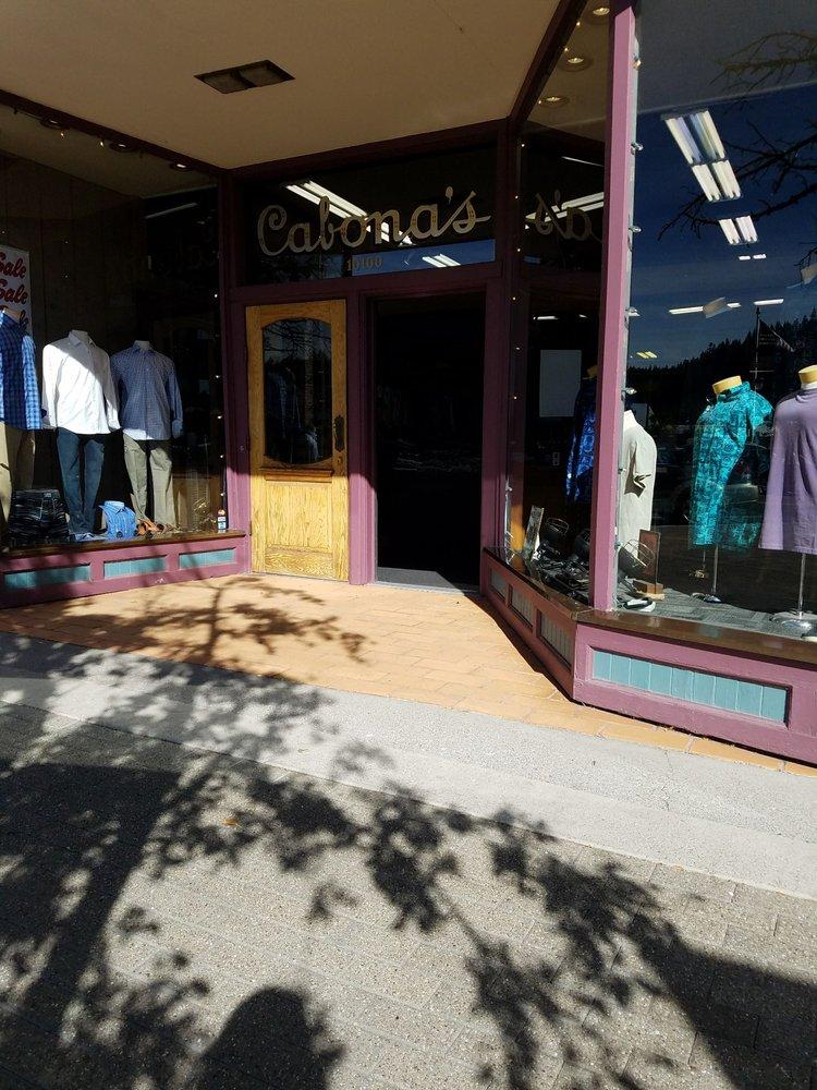 Cabona's-Clothng