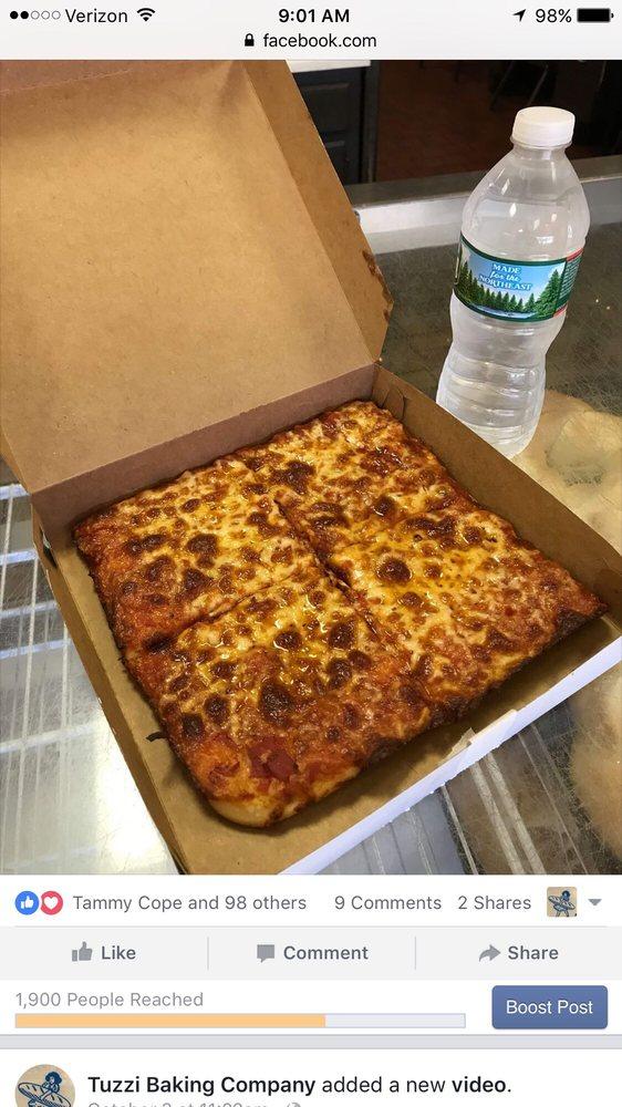 Tuzzi Baking Company: 506 Washington St, Berwick, PA