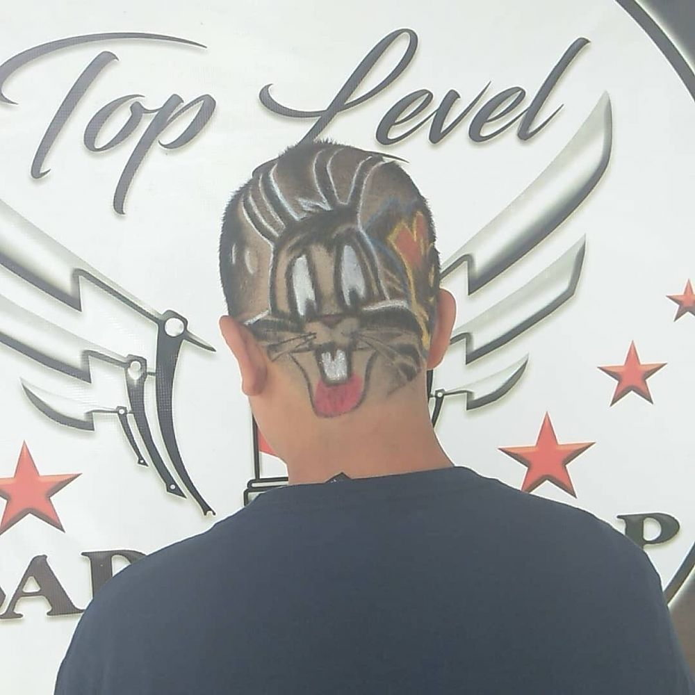 Top level Barber Shop: 115 W Walnut, Roswell, NM