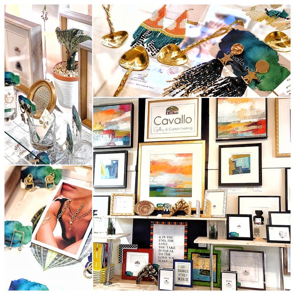 Cavallo Gallery: 117 S Main St, Gordonsville, VA