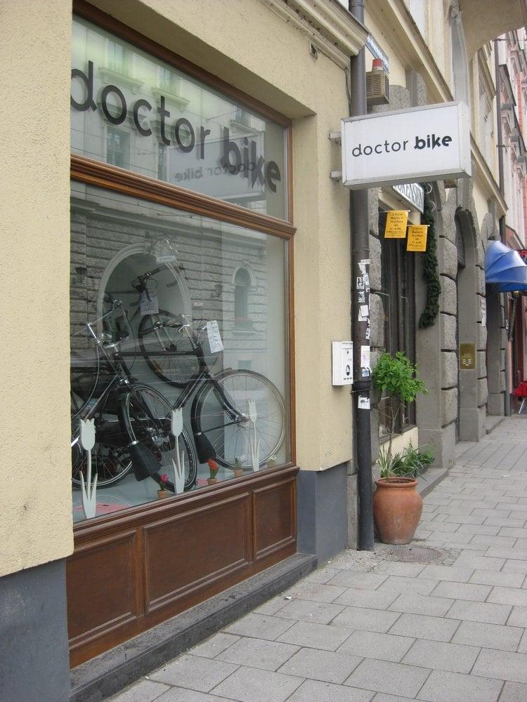 doctor bike fahrrad haidhausen m nchen bayern beitr ge fotos yelp. Black Bedroom Furniture Sets. Home Design Ideas