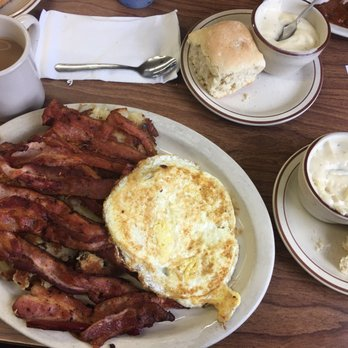 Photo Of Hugo S Family Restaurant Claremore Ok United States 3 Eggs Over