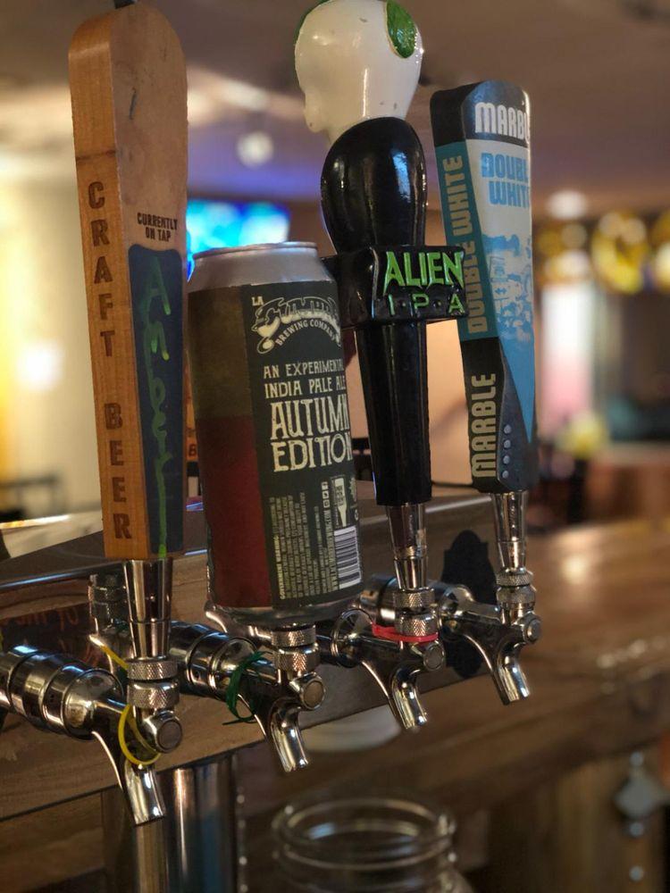 Tall Pines Beer and Wine Garden: 523 N White Sands Blvd, Alamogordo, NM