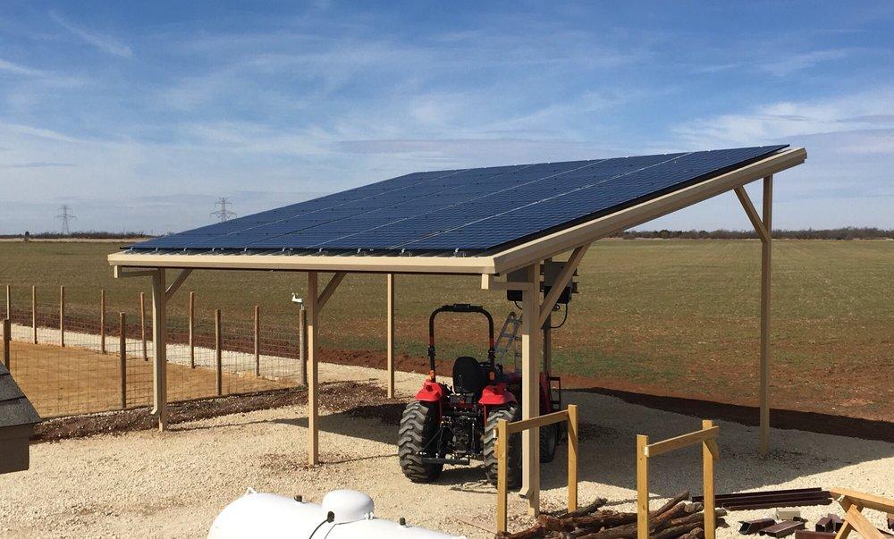 West Texas Solar: Abilene, TX