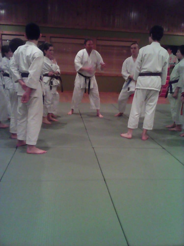 Traditional Karate Association: 4105 E 38th St, Des Moines, IA