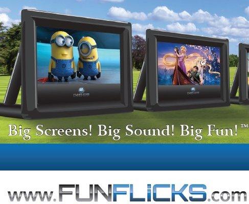 Funflicks Outdoor Movies Columbus Outdoor Movies