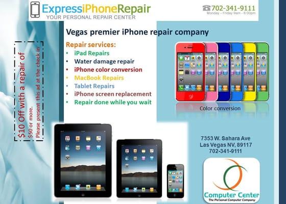 Iphone Repair Las Vegas Near Me