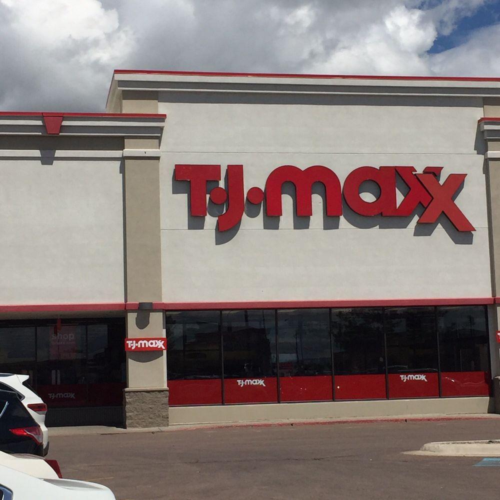 TJ Maxx: 135 NW Bypass, Great Falls, MT