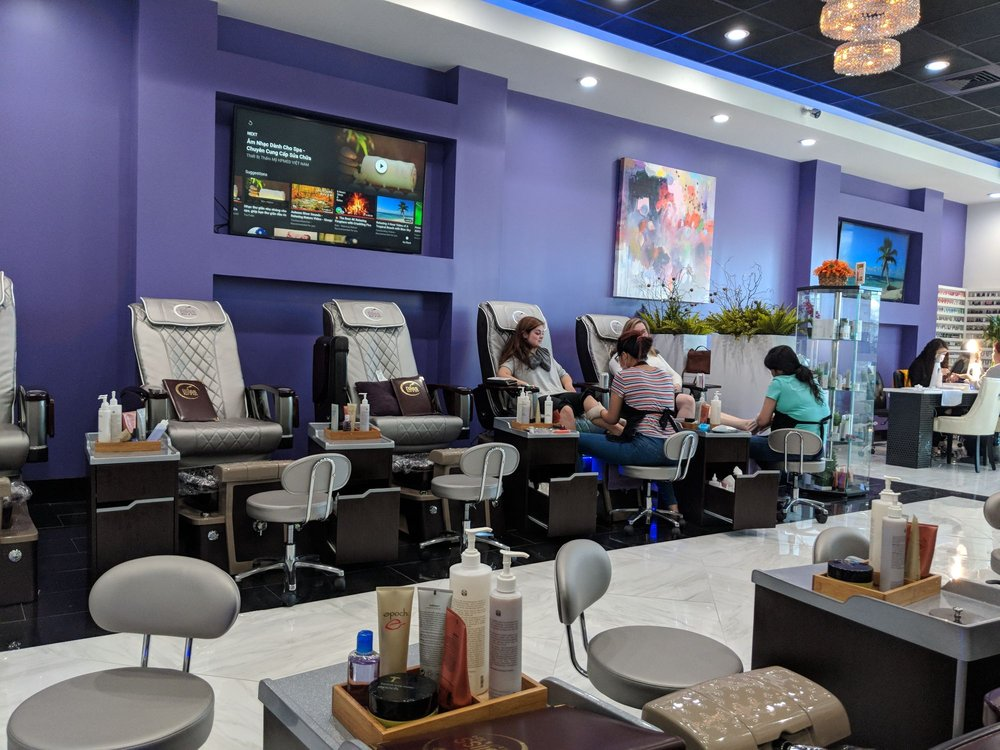 Bliss Nail & Spa: 150 Vinegar Hill Rd, Winston-Salem, NC
