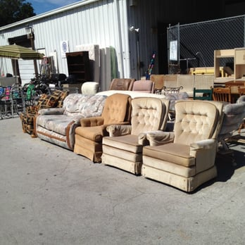 Photo Of Last Chance Thrift Store   Palm Harbor, FL, United States.  Furniture