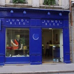 Lundi bleu zapater as 18 rue auguste comte ainay for 18 rue auguste lamey strasbourg