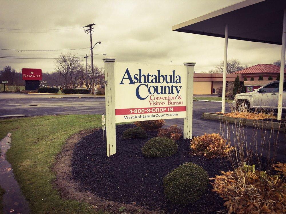 Ashtabula County Convention & Vistors Bureau: 1850 Austinburg Rd, Austinburg, OH