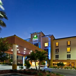 Photo Of Holiday Inn Express Suites Cocoa Beach Fl United