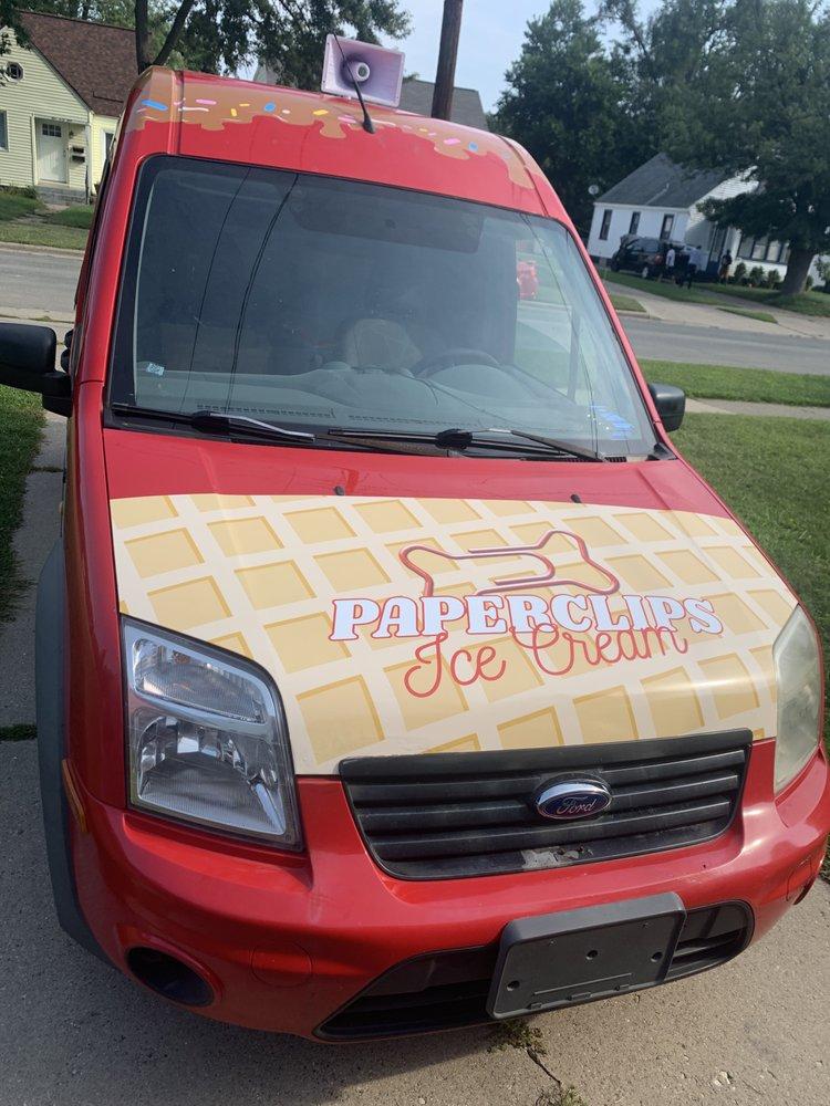 Paper Clips Ice Cream: Grand Rapids, MI