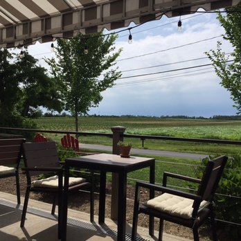 Photo of Lieb Cellars - Cutchogue NY United States. Nice view from the : lieb cellars tasting room  - Aeropaca.Org
