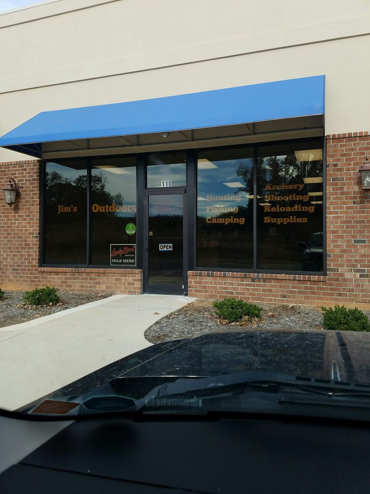 Jim's Outdoors: 193 Lowes Dr, Pittsboro, NC
