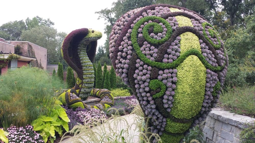 Atlanta Botanical Garden 1183 Photos 332 Reviews Botanical Gardens 1345 Piedmont Ave Ne