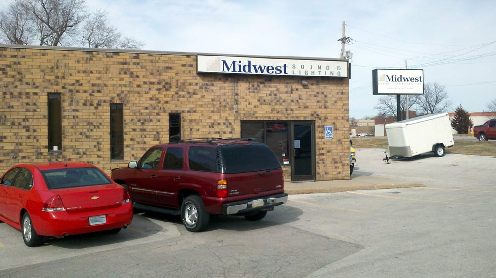 midwest sound lighting inc electronics 4318 s 50th st south