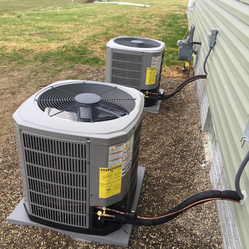 Sisler Heating & Cooling: 249 S State Rd, Medina, OH