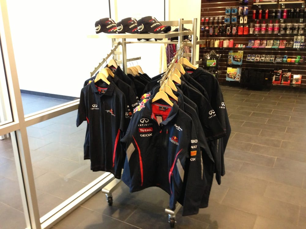 red bull racing f1 merchandise available in the parts boutique yelp. Black Bedroom Furniture Sets. Home Design Ideas