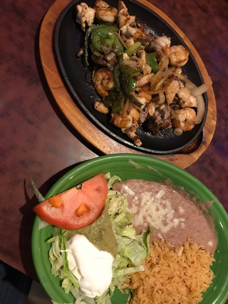 Food from Los Portales Mexican Restaurant