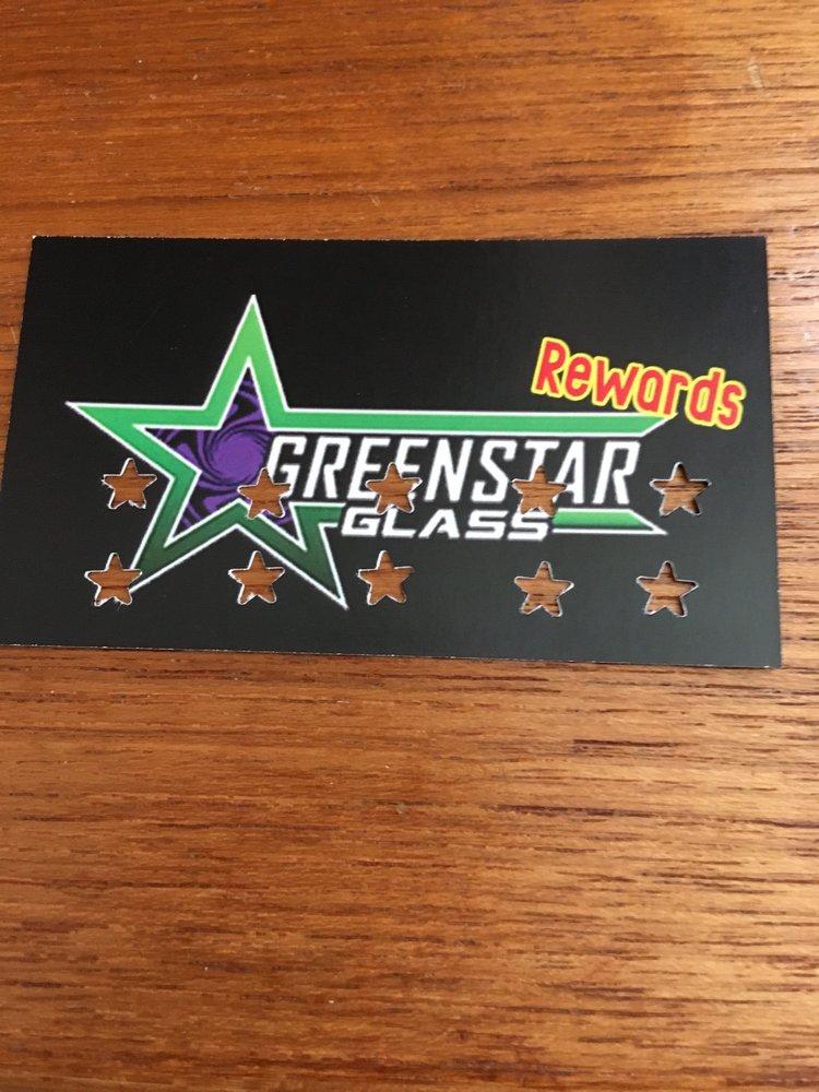 Greenstar Glass & Goodies: 531 Veterans Memorial Hwy, Council Bluffs, IA