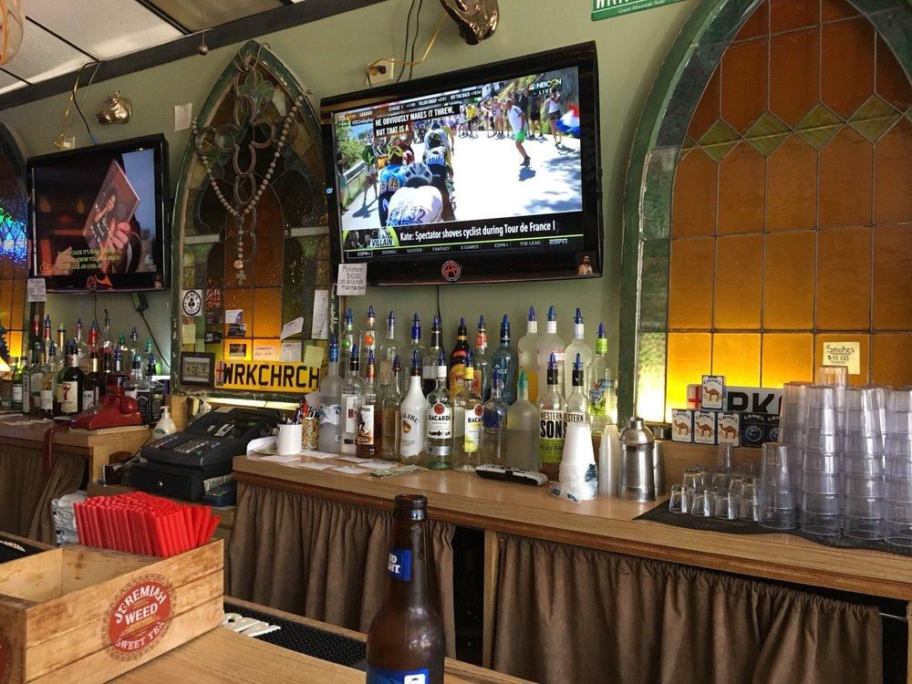 Work & Church Booze Parlor: 215 4th St, Sioux City, IA