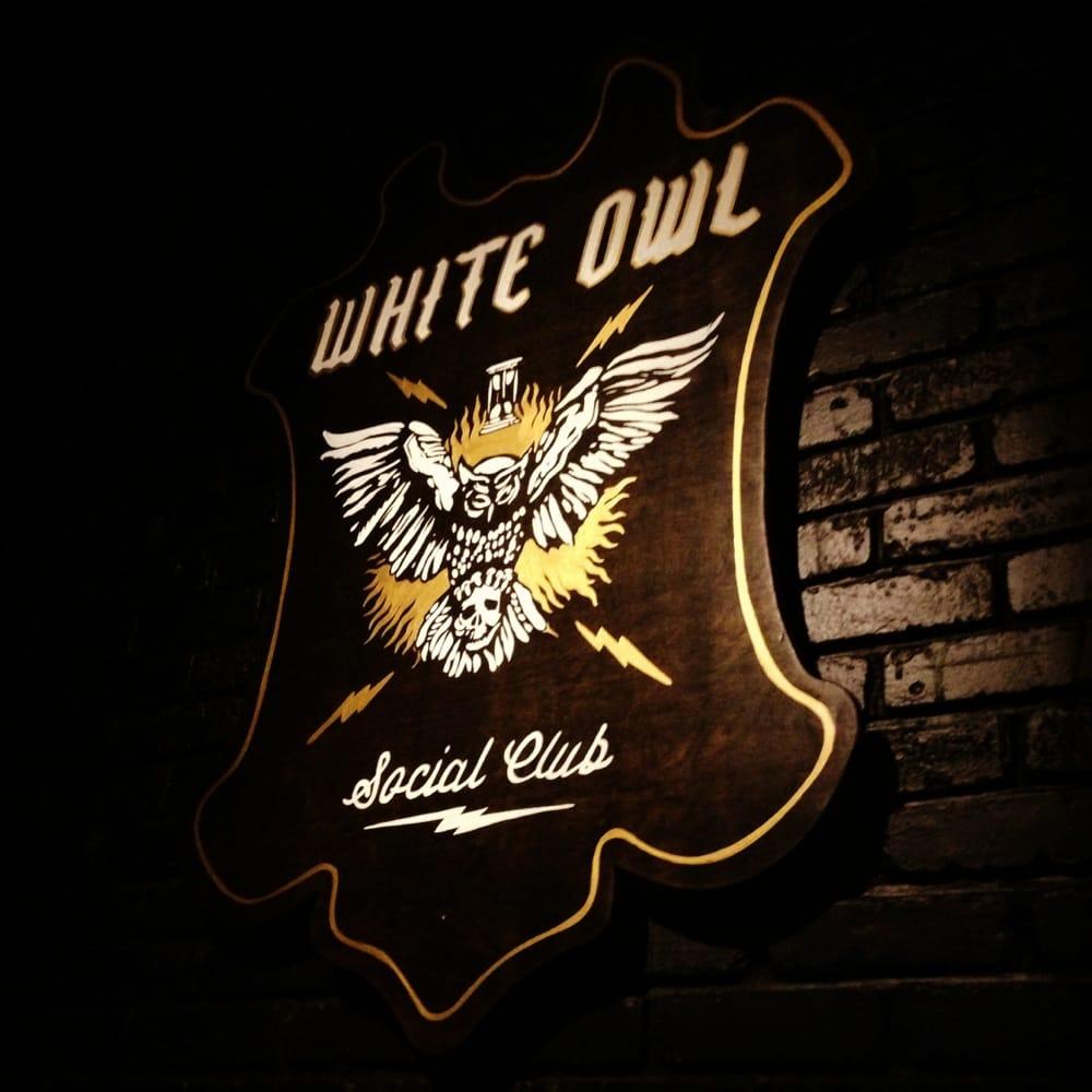 White owl social club portland or united states white owl social
