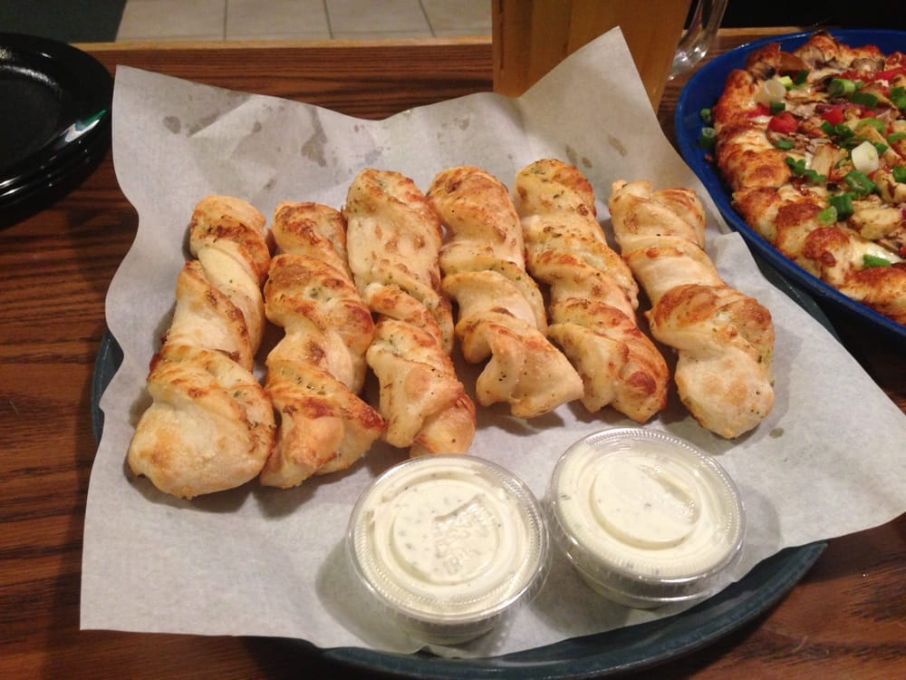 Round Table Garlic Twist Recipe.Garlic Twists With Ranch Dressing Yelp