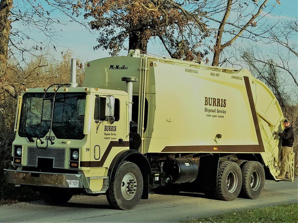 Ed Burris Disposal Service: 765 Burris Rd, Murphysboro, IL