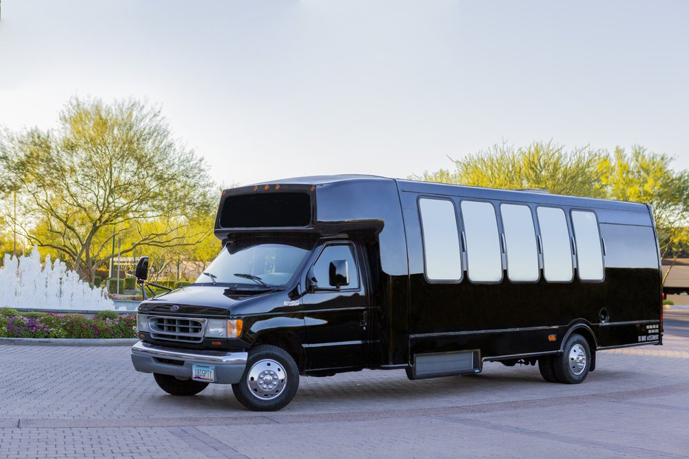 One Big Party Bus: 2121 S Priest Dr, Tempe, AZ